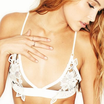 BLOOMING BRALETTE | For Love & Lemons