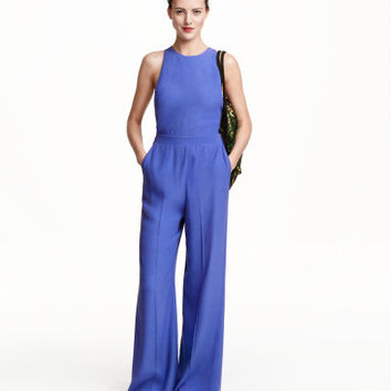 H&M Sleeveless Jumpsuit $59.99