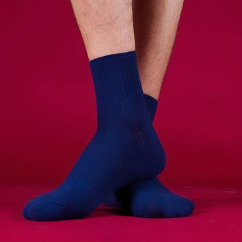 Gentleman's Essentials Sock | Navy