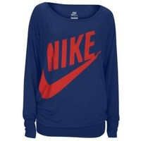 Nike Sportswear Longsleeve Top - Women's at Foot Locker
