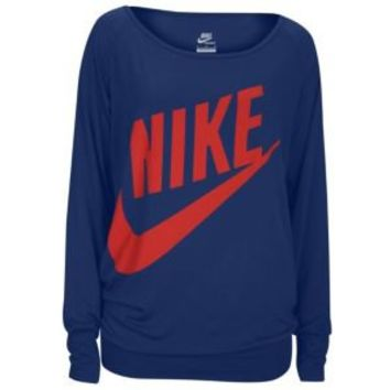 Nike Sportswear Longsleeve Top - Women's at Eastbay