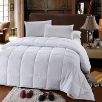 Down Alternative King /Cal-king size Comforter 300 count Micro-Fiber