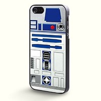 Pink Peri™ Star Wars R2D2 Robot Protective Hard Phone Case For iPhone 5 case iPhone 5s case