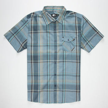Rip Curl Mancos Mens Shirt Blue  In Sizes