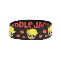 My Little Pony Applejack Rubber Bracelet