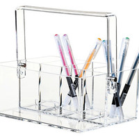 Clear tool box office /make up