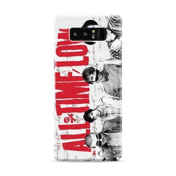 All Time Low Samsung Galaxy Note 8 Case