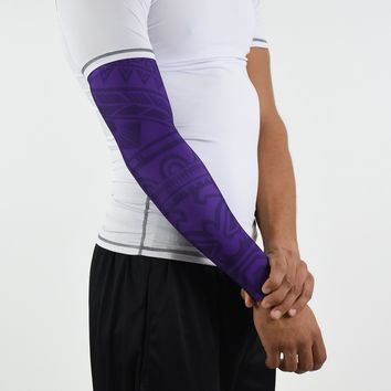 Oceanic Purple Arm Sleeve