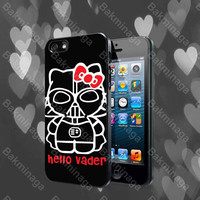 Hello Darth Vader case for iPhone 4, 4S, 5, 5S, 5C and Samsung Galaxy s2, s3, s4