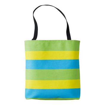 All-Over-Print Beach Tote Bag