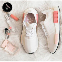 Adidas Orlginals NMD_R1 Fashion Women Casual Running Sport Shoes