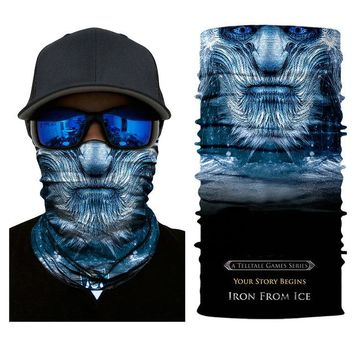 Cool style motorcycle ski caps skull ghost face mask outdoor sports Climbing windproof warm bike balaclavas scarf face mask