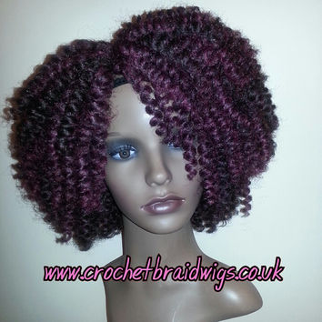 Crochet Hair Items : Best Crochet Wig Products on Wanelo
