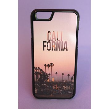 California Sunset Phone Case