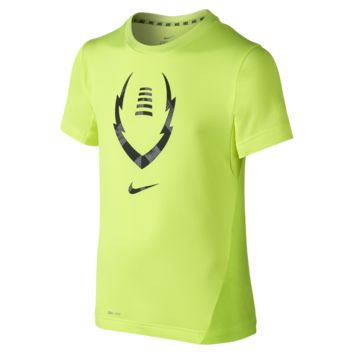 Nike Vapor Football Boys' Training Shirt