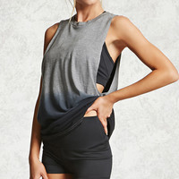 Active Ombre Muscle Tee
