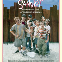 The Sandlot 27x40 Movie Poster (1993)