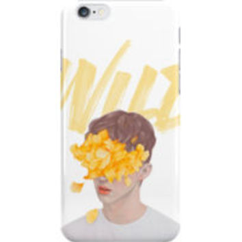 "Troye Sivan, ""Wild"" coverart by linearebecca"