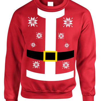 Santa suit Women's Sweatshirt