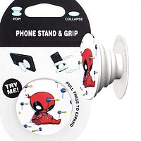 Deadpool (Comic) Phone Stand & Grip