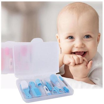 Baby Grooming Set Baby Healthcare Kit Newborn Essential Daily Care for Infant Manicure Set for Baby Health Care Product