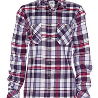 Dickies Plaid Flannel Shirt - Sheplers