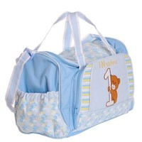 Womens Portable Urinal Pad Waterproof Diaper Bag,One size,Blue