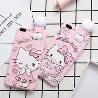 Hello Kitty I Phone Case