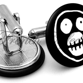 The Mighty Boosh Cufflinks