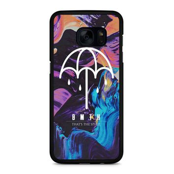Bmth That S The Spirit Samsung Galaxy S7 Edge Case