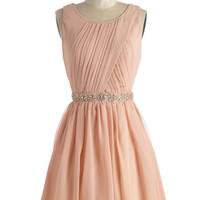 Fairytale Sleeveless Fit & Flare Bliss Magic Moment Dress