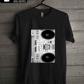 Nike Air Jordan Radio Boombox T-SHIRT FOR MAN SHIRT,WOMEN SHIRT **