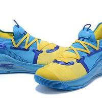 Under Armour Curry 6 - Jacket Theme