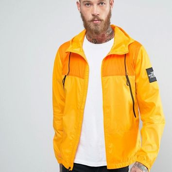 The North Face 1990 Mountain Jacket 2 Tone in Orange at asos.com