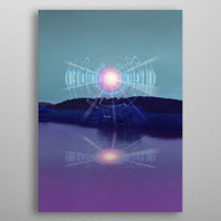 Futuristic Visions 01 by Marco Gonzalez | Displate