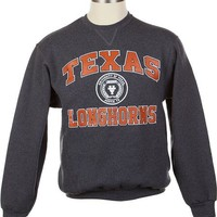 University of Texas Seal Fleece Sweatshirt | University Co-op Online