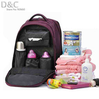 Waterproof and Big Storage Diaper Backpack