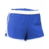 Soffe -  Retro Jersey Shorts with Stripe