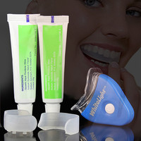 Teeth Whitening Gel White Light Dental Equipment Trays White Tooth Brightening Bleaching Teeth Whitener Oral Care Blanchiment
