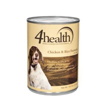 4health™ Chicken & Rice Formula Dog Food, 13.2 oz.
