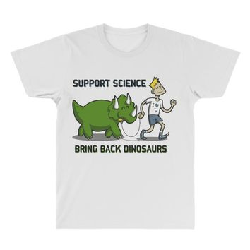 bring back dinosaurs All Over Men's T-shirt