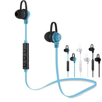 Wireless Bluetooth Headphone Sport with Micro