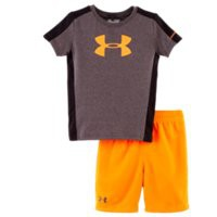 Under Armour Boys' Infant UA Souped Up 2-Piece Set