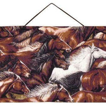 Hanging Tapestry - Horse Conglomerate