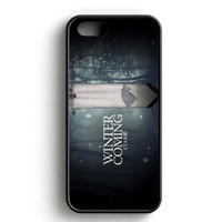 game of thrones house stark flag iPhone 4s iPhone 5s iPhone 5c iPhone SE iPhone 6 6s iPhone 6 6s Plus Case