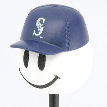 MLB Seattle Mariners Baseball Cap Antenna Topper