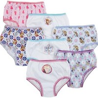 Disney Frozen 7 Pack Underwear (Toddler/Kid) - Assorted
