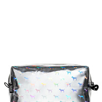 Holographic Beauty Bag - PINK - Victoria's Secret