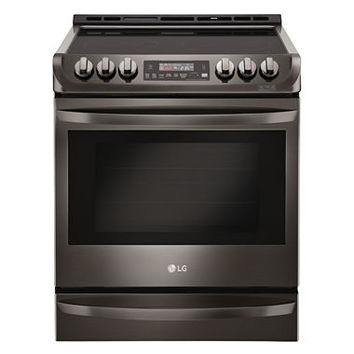 LG 6.3 cu. ft. Capacity Electric Slide-In Range with ProBake Convection™ LSE4613ST - JCPenney