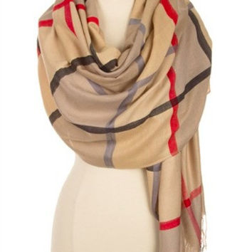 Timeless Treasure Scarf
